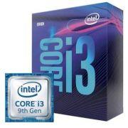 Processador Core i3-9100F 3.60GHz 6MB FCLGA1151 Intel