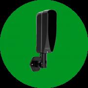 Sensor Ativo IVA 5080 AT Intelbras