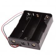 Suporte p/ 03 x Baterias 18650 RTLI18650