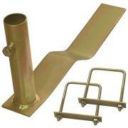 Suporte p/ tubo de Telhado 3/4 polegadas 213A