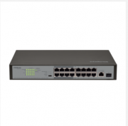 Switch 16 Portas SF 1811 POE FAST C/1P gigabit E 1P SFP Intelbras