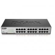 Switch D-Link 24 Portas 10/100 L2 NG DES-1024D/Z  D-Link