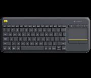 Teclado s/ fio c/ Mouse Touch K400 Plus Logitech