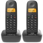 Telefone Sem Fio TS 2512 (PRETO) Intelbras