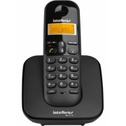 Telefone Sem Fio Ts 3110 (Preto) Intelbras