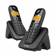 Telefone Sem Fio Ts 3112 (Preto) Intelbras
