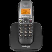 Telefone Sem Fio Ts 5120 (Preto) Intelbras