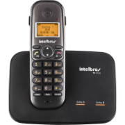 Telefone Sem Fio TS 5150 (Preto) Intelbras