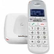Telefone Sem Fio TS 63 V (Branco) Intelbras