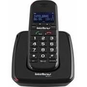 Telefone Sem Fio Ts 63 V (Preto) Intelbras
