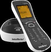 Telefone Sem Fio Ts 8220 (Branco) Intelbras