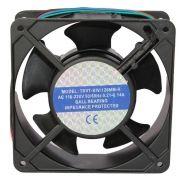 Microventilador 120X120X38MM Bi-Volt (Ball) Rolamento