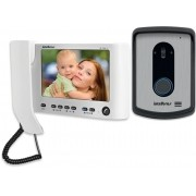 Video Porteiro Iv 7010 Hs (Kit) Branco Intelbras