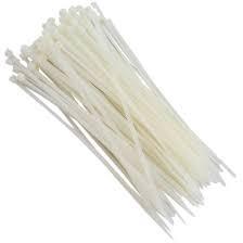 Abraçadeira  Nylon 3X150MM Branco com 100 Unidades All Tech