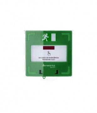 Acionador de Emergência Rearmável AS 2010 Automatiza