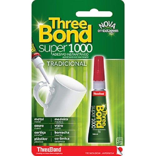 Adesivo Instantâneo  TB Super 1000 2G Three Bond
