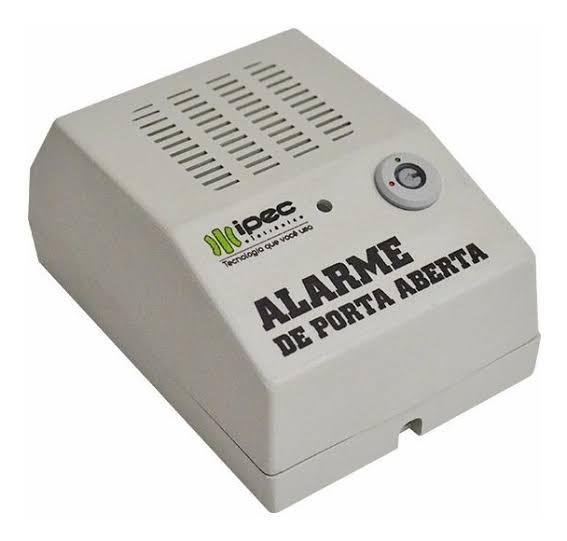 Alarme de Porta Aberta A3086 Ipec