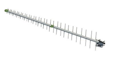 Antena celular Quadriband 15 DBI PQAG-4015 Proeletronic  - Eletroinfocia