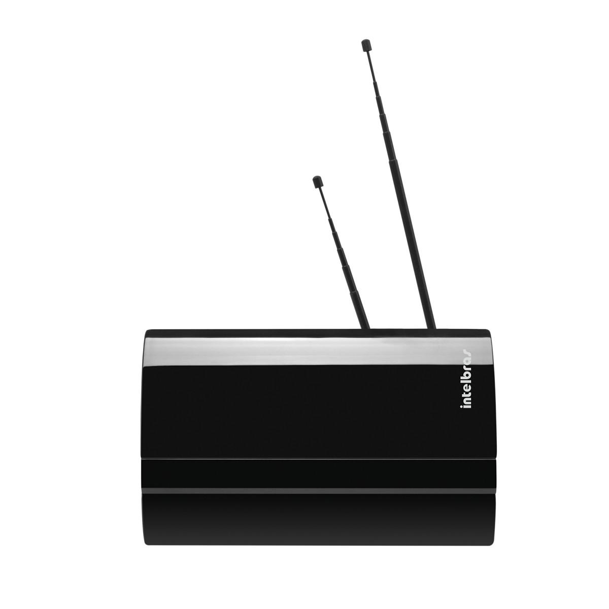 Antena De Tv Interna Digital Fm/Uhf/Vhf/Hdtv Ai 2000 Intelbras  - Eletroinfocia