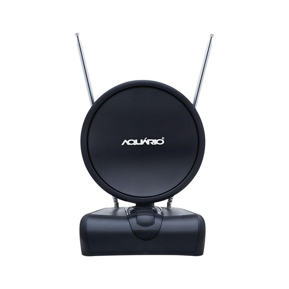 Antena Interna TV-500 4 em 1 HDTV/VHF/UHF/ AQUÁRIO