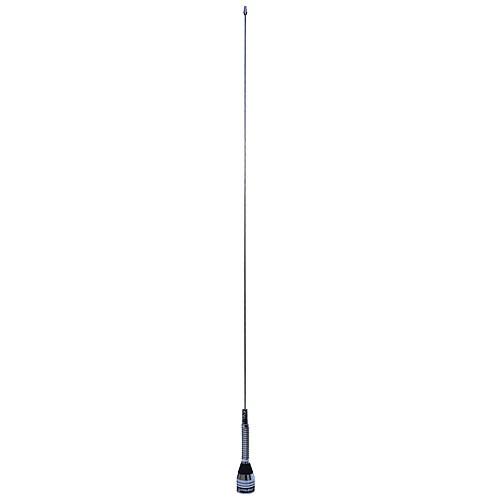Antena movel VHF 1/4 de onda com mola AP-4186 Steelbras