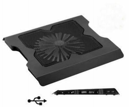 Bandeja de Resfriamento p/ Notebook USB Cooler PAD  - Eletroinfocia