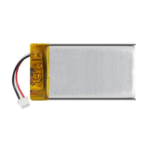 Bateria 3,7V 1150mAh Litio-Ion 8X30X48MM Rontek  - Eletroinfocia