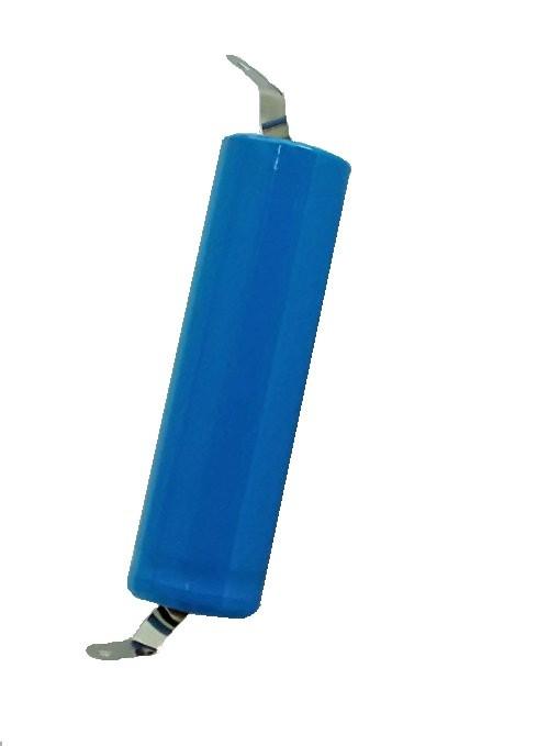 Bateria 3,7V 750mAh LI-ION 14500 (14X50mm) c/ TAG (unidade) Rontek