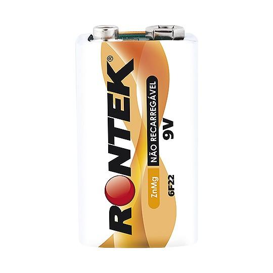 Bateria 9V ultra power Rontek