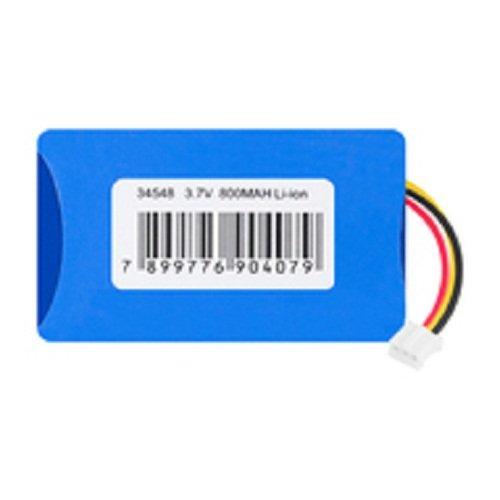 Bateria de Litio-ion 3,7V 800MAH 30X6X48MM Rontek