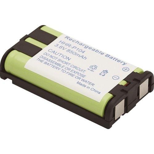 Bateria p/ telefone sem fio Panasonic 850mAh 3,6V C/3 AAA HHR-P104