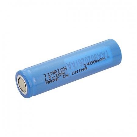 Bateria recarregavel 3,6V 1400MAH Lithium 17X67MM 1767 RONTEK