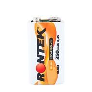 Bateria Recarregável 8,4V 350mAh NIMH 16X26X48mm Rontek