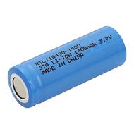 Bateria Recarregável LI-ION 3,6V 1400MAH 18X49MM 18490 Rontek  - Eletroinfocia