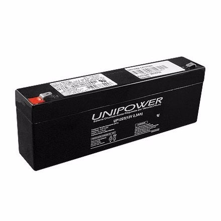 Bateria Selada 12V 2,3AH UP1223 Unipower