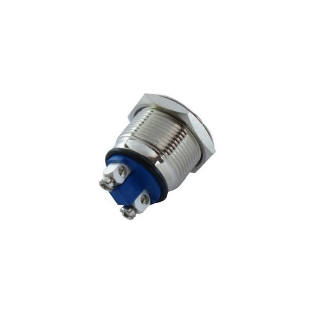 Botao De Saida Inox Ac 2864 Automatiza  - Eletroinfocia