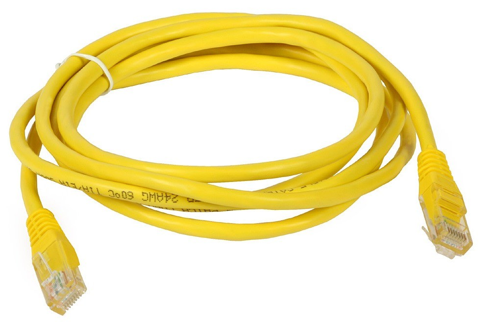 Cabo de Rede CAT5E 1.8M Plus Cable