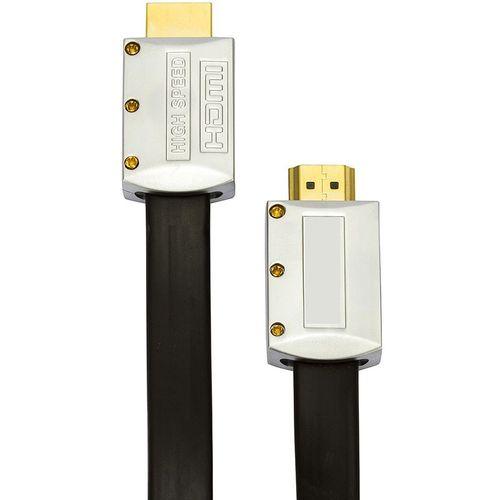 Cabo HDMI Flat Desmontável 2.0 4K HDR 19P 3M Pix