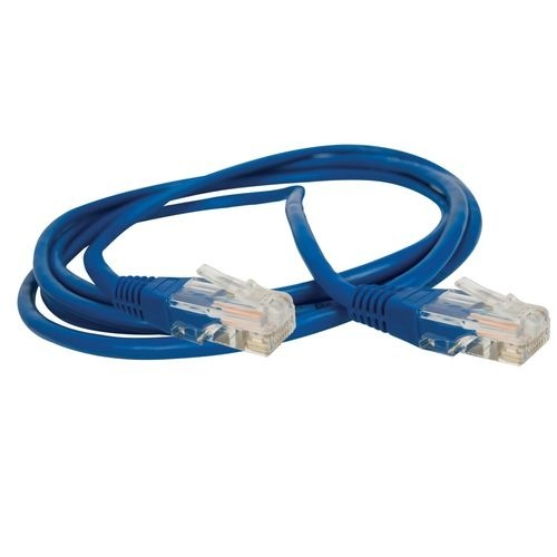 Cabo Patch Cord 1,5M Azul CAT5
