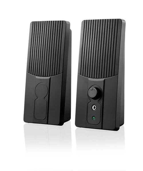 Caixa de Som 1W Preto USB SP044 Multilaser