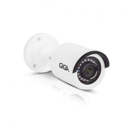 Câmera Bullet 1080P Sony Super Starvis WDR IR 20m 1/2.8 3.6mm GS0055 Giga
