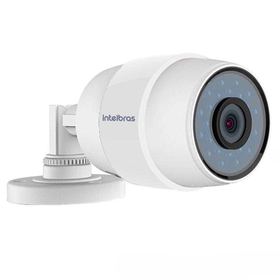 Câmera de Segurança WI-FI HD IC5  Intelbras  - Eletroinfocia