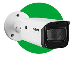 Câmera IP VIP 3260 Z Bullet Full HD/2MP/2.7-13.5mm Intelbras