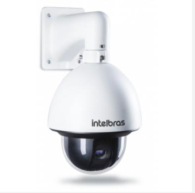 Câmera IP VIP 5230 SD Speed Dome FULL HD/2mp Intelbras  - Eletroinfocia