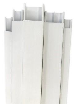 Canaleta Lisa 50X20 Barra 2MTS Multitoc  - Eletroinfocia