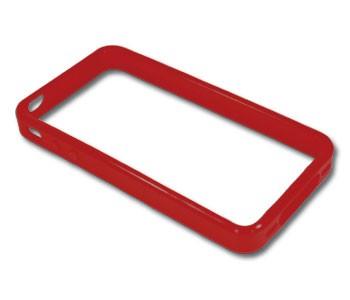 Capa Protetora Vermelha para Iphone 4 Leadership 3028