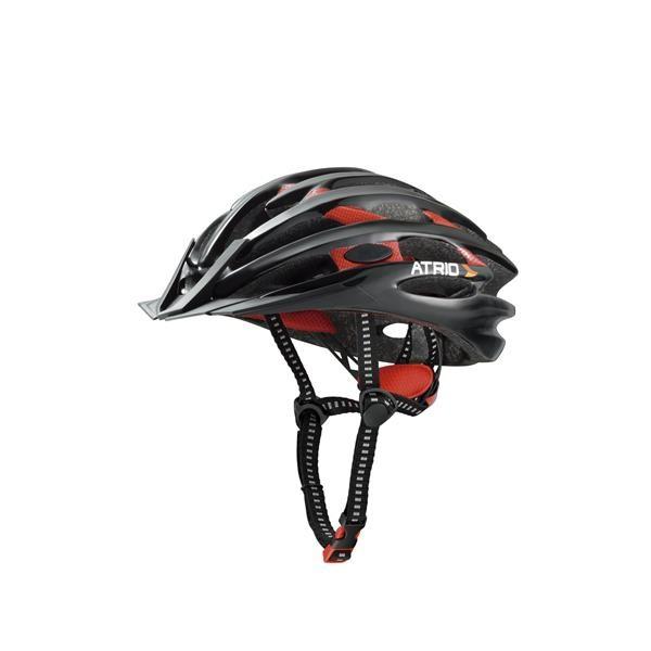 Capacete Ciclismo Adulto Tamanho G c/ LED BI024 Atrio  - Eletroinfocia
