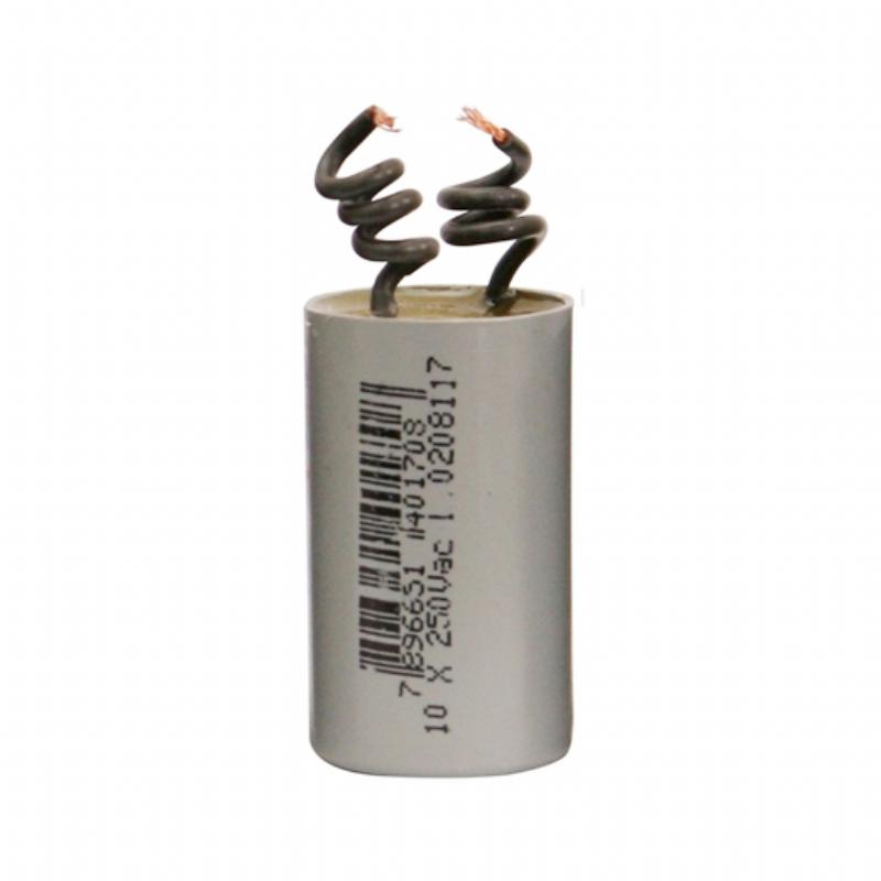 Capacitor 10UF x 250V p/ Motor