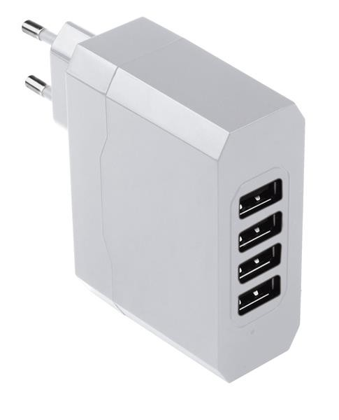 Carregador De Parede USB Super Charger CB076 Multilaser