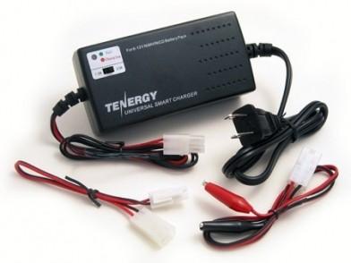 Carregador universal inteligente 6V a 12V p/ baterias de NI-cd / NI-mh / Selada 5S-10S 1A/2A
